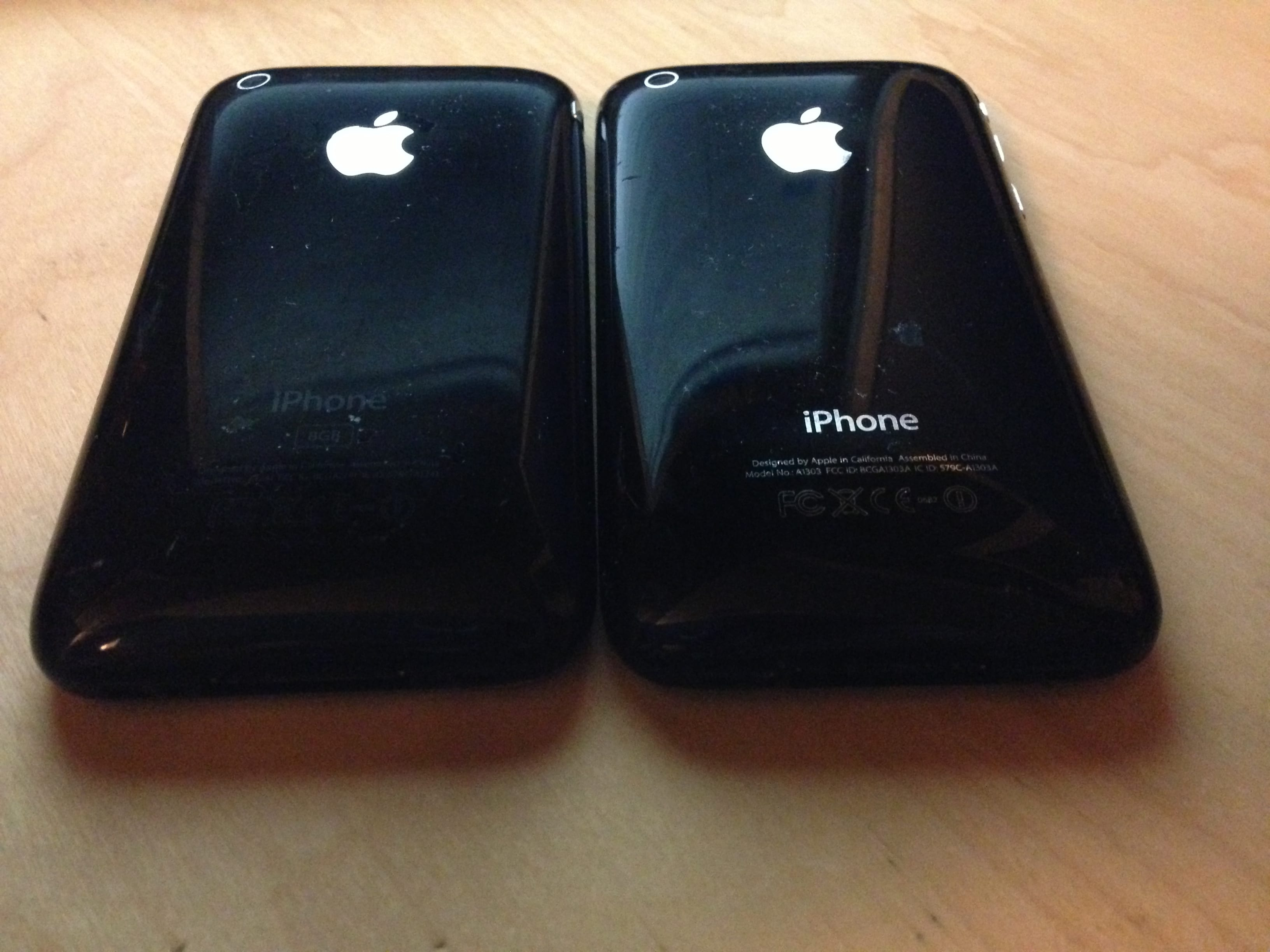 How To Visually Tell The Difference Between Apple IPhone 3G And 3GS