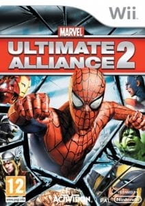Marvel Ultimate Alliance 2 [RMSE52] [WBFS]
