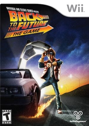 Back to the Future- The Game [S5BETL]