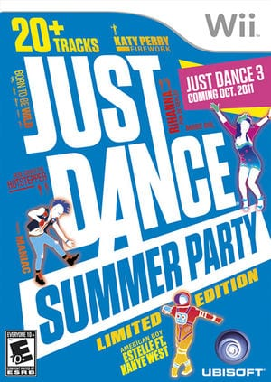 Just Dance Summer Party [SJ9E41]