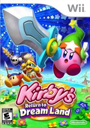 Kirby's Return to Dream Land [SUKE01]
