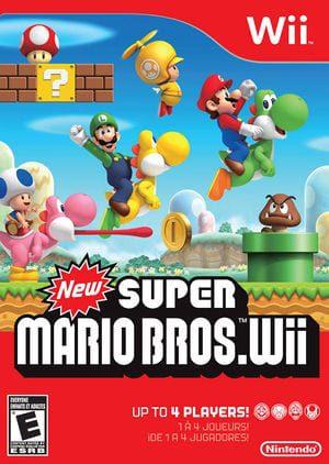 New SUPER MARIO BROS. Wii [SMNE01]